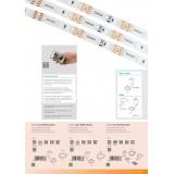 EGLO 92061 | Eglo-LS-Basic Eglo LED traka lampa sa prekidačem na kablu 1x LED 1000lm 4000K belo