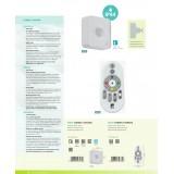EGLO 32732 | Eglo daljinski upravljač smart rasveta baterijska/akumulatorska belo
