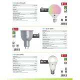EGLO 11684 | E27 9W -> 60W Eglo normál A60 LED fényforrás okos világítás 806lm 3000K szabályozható fényerő CRI>80