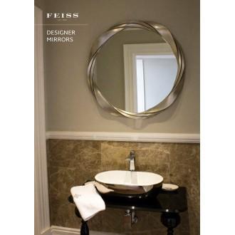 ELSTEAD FE/SILVERTW MIRR | Silvertwist-Mirror Elstead zrkalový doplnky starožitná strieborná, zrkalový