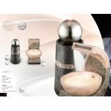 GLOBO 93018   Globo fontana za sobu lampa 36x LED IP44 braon, kamen