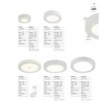 GLOBO 41605-16D   Paula-Svenja Globo mennyezeti lámpa szabályozható fényerő, állítható színhőmérséklet 1x LED 1700lm 3000 - 4000 - 6000K IP44/20 fehér, opál