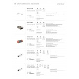 KANLUX 26810 | Kanlux LED napájací zdroj 12V DC 0-30W 2,5A obdĺžnik biela, sivé