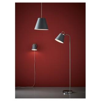 MARKSLOJD 107389 | Tribe-MS Markslojd visilice svjetiljka s mogućnošću skraćivanja kabla 1x E27 bijelo, čelik