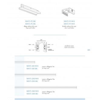 MAXLIGHT MHT1-P2-BK | MaxLight-Track Maxlight