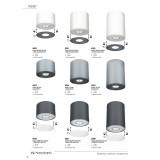 NOWODVORSKI 6006 | Point Nowodvorski plafonjere lampa 1x GU10 grafit