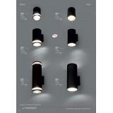 NOWODVORSKI 3404 | Fog Nowodvorski zidna lampa 2x E27 IP44 crno, belo