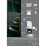 NOWODVORSKI 6908 | Step Nowodvorski zabudovateľné svietidlo 1x LED 310lm 3000K IP44 biela