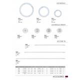NOWODVORSKI 6576 | Nowodvorski LED napájací zdroj 300mA DC 12-18W 36-65V kruhový biela