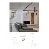 NOWODVORSKI 9338 | Profile Nowodvorski element sustava svjetiljka 1x GU10 crno