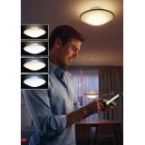 PHILIPS 31152/31/PH   PHILIPS-hue-Phoenix Philips függeszték hue okos világítás kerek szabályozható fényerő, állítható színhőmérséklet 2x LED 1810lm 2200 <-> 6500K fehér