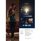 PHILIPS 8718696449578 | E27 9,5W Philips obični A60 LED izvori svetlosti hue smart rasveta 806lm 2700K jačina svetlosti se može podešavati 180° CRI>80