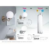 RABALUX 5815   TunnelR Rabalux zidna, stropne svjetiljke svjetiljka 1x G5 / T5 1250lm 2700K IP44 krom, bijelo