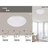 RABALUX 3435 | Lucas Rabalux zidna, plafonjere lampa okrugli 1x LED 1170lm 4000K belo